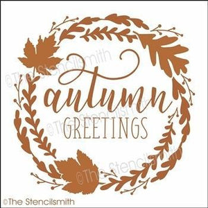 4640 - Autumn Greetings