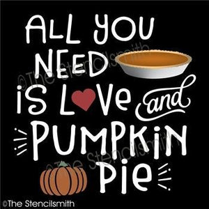 4662 - all you need is love and pumpkin pie