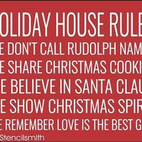 4669 - Holiday House Rules