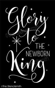 4689 - Glory to the newborn King