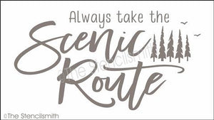 4693 - Always take the scenic route