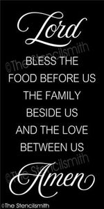 4750 - Lord bless the food