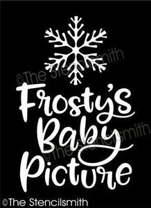 4755 - Frosty's Baby Picture