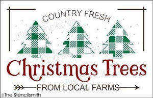 4763 - Country Fresh Christmas Trees