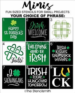 4839 - St. Patrick's Day Minis