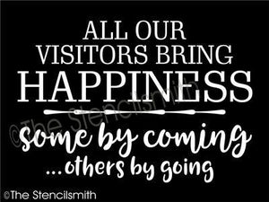 4841 - All Our Visitors Bring