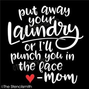 4849 - put away your laundry