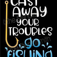 4858 - Cast away your troubles