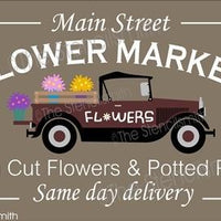 4901 - Main Street Flower Market