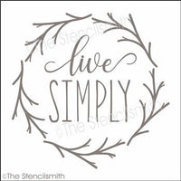 4911 - live simply