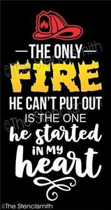 4971 -  The only FIRE he can't