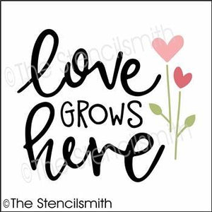 4974 - love grows here