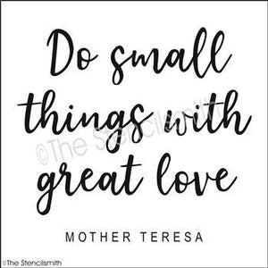 4981 - do small things with
