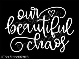 4990 - our beautiful chaos