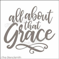 5027 - all about that Grace