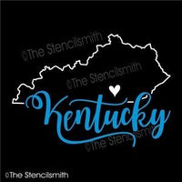5059 - Kentucky (state outline)
