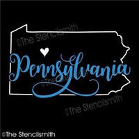 5060 - Pennsylvania (state outline)