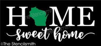5085 - HOME (Wisconsin) sweet home