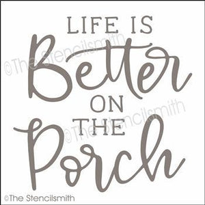 5107 - life is better on the porch