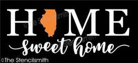 5123 - HOME (Illinois) sweet home