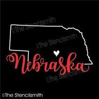 5143 - Nebraska (state outline)