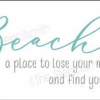 5145 - Beach a place to