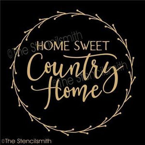 5152 - Home Sweet Country Home