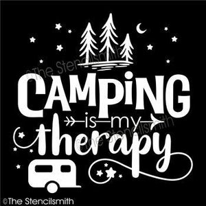 5163 - Camping is my therapy