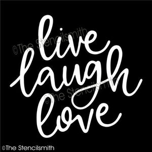 5176 - live laugh love