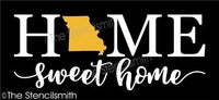 5239 - HOME (Missouri) sweet home
