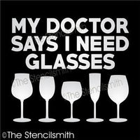 5243 - My doctor says I need glasses