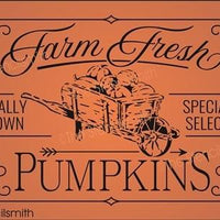 5323 - Farm Fresh Pumpkins