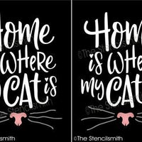5324 - Home is where my cat