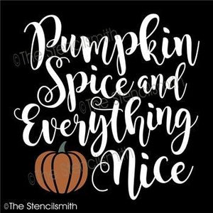 5348 - pumpkin spice and everything nice