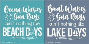 5376 - Beach Waves