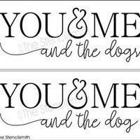 5386 - You & Me and the dog(s)