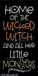 5394 - Home of the Wicked Witch