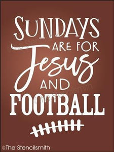 5395 - Sundays are for Jesus
