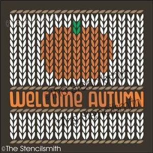 5460 - Welcome Autumn