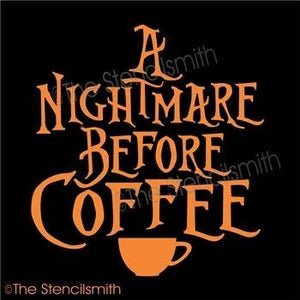 5488 - A nightmare before coffee