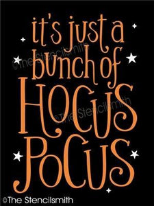 5489 - It's just a bunch of Hocus Pocus