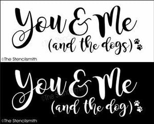 5497 - you & me and the dog(s)