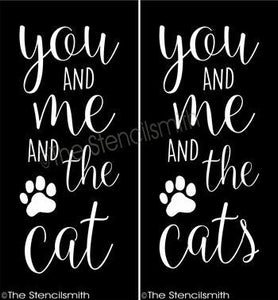 5499 - you and me and the cat(s)