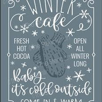 5520 - Old Man Winter Cafe