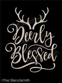 5546 - Deerly Blessed