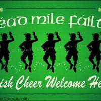 555 - IRISH Welcome