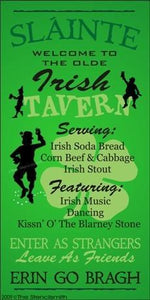 557 - Irish Tavern