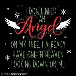 5590 - I don't need an Angel on