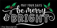 5624 - May your days be Merry