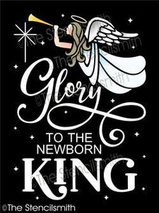 5641 - Glory to the newborn King